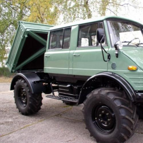 UNIMOG 406/416/419 - We sell ALL Mercedes stocked Unimog ...